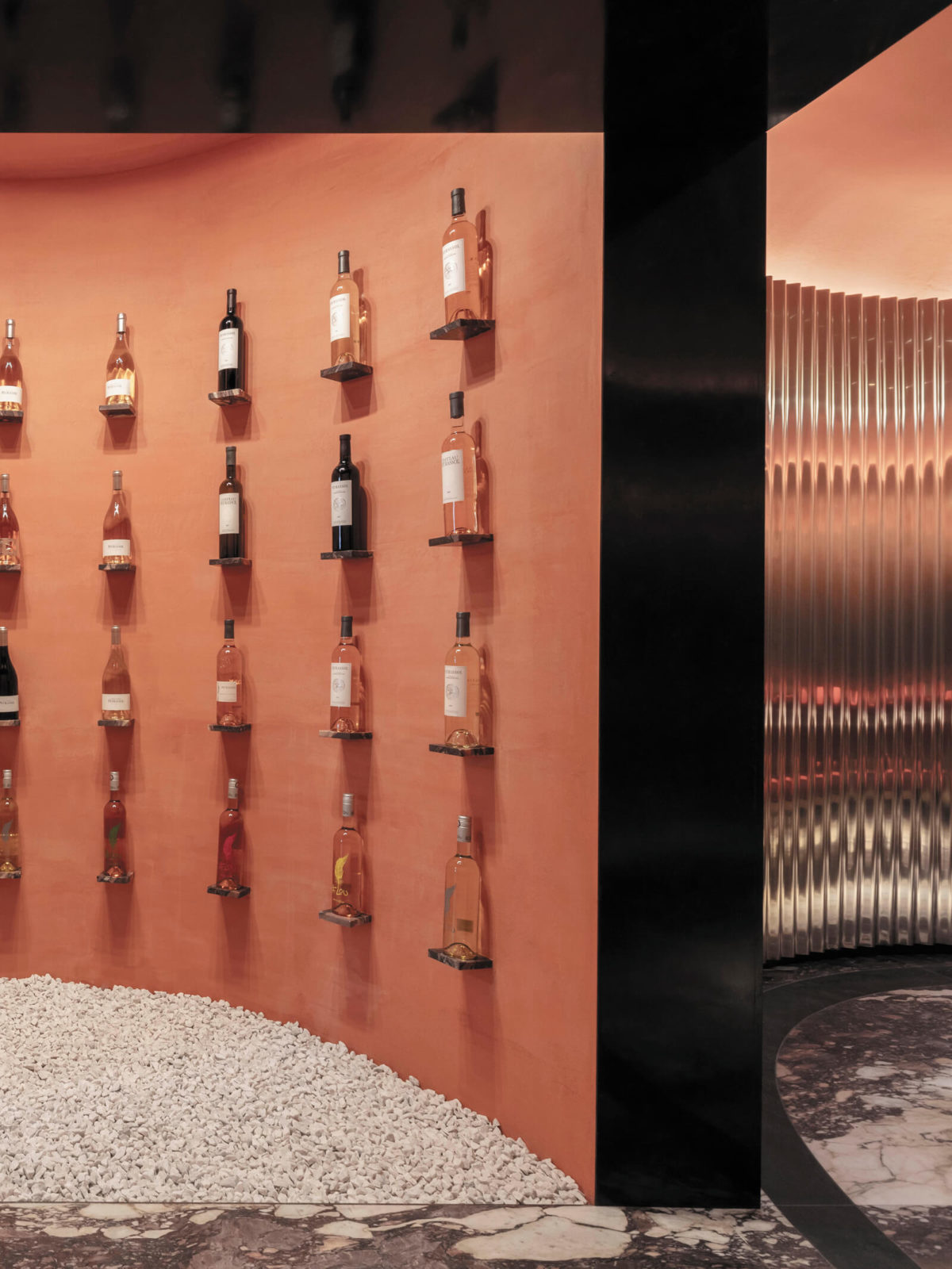 Showroom des Vignobles Austruy