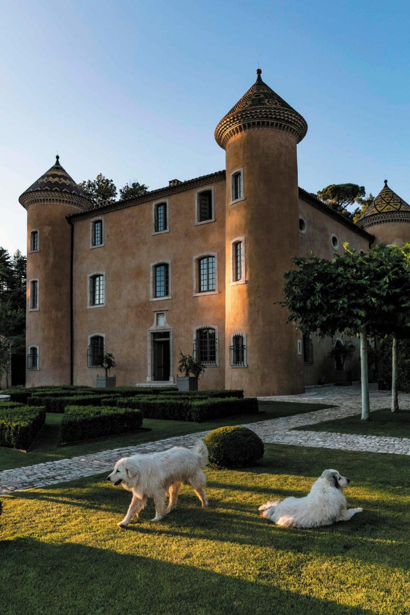 Château de Fabrègues